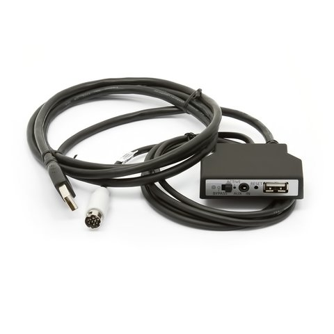 Автомобильный iPod/iPhone / USB / Bluetooth-адаптер Dension Gateway Five для Audi (GWF1AC2) Превью 4