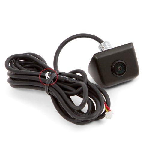 Камера заднього виду і кабель під'єднання для штатних моніторів Mazda з 2014 р.в. Прев'ю 1