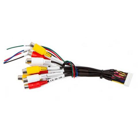 Видеоинтерфейс с HDMI для BMW CIC с активными парковочными линиями Превью 4