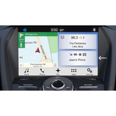 Видеоинтерфейс для Ford Explorer, Mustang, F150, Kuga, Focus 2016– г.в. с монитором Sync 3 Превью 5