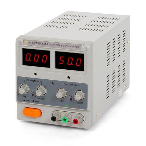 Блок живлення Masteram MR5003E Прев'ю 1