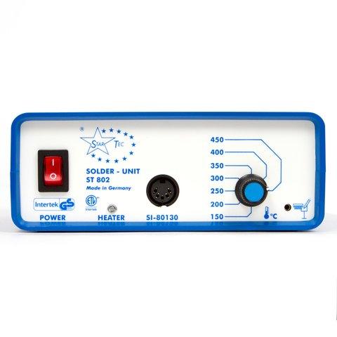 Паяльна станція STAR TEC ST 802 Прев'ю 4