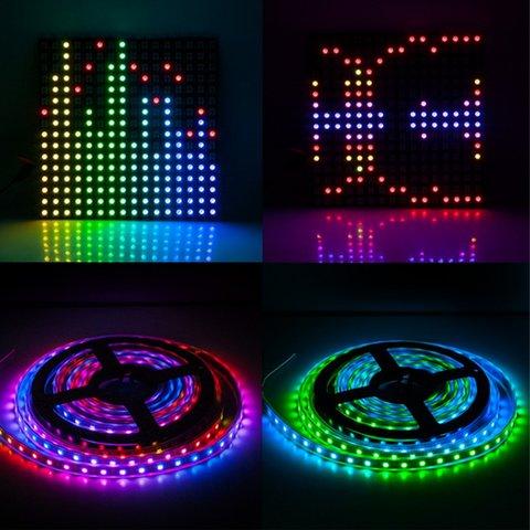 Контролер з Bluetooth-управлінням SP107E (960 пкс, RGB, WS2811, WS2812B, WS2813, SK6812 5-24 В) Прев'ю 2