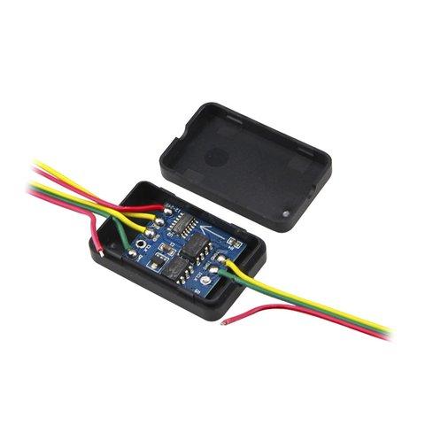 Підсилювач SPI та TTL-сигналу для світлодіодних SMART-пікселів (12-24 В) Прев'ю 2