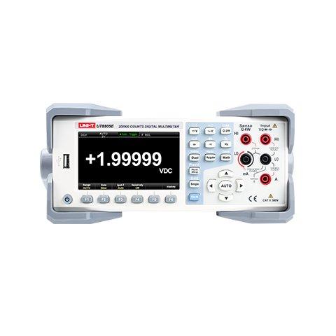 Цифровий мультиметр UNI-T UT8805E Прев'ю 3