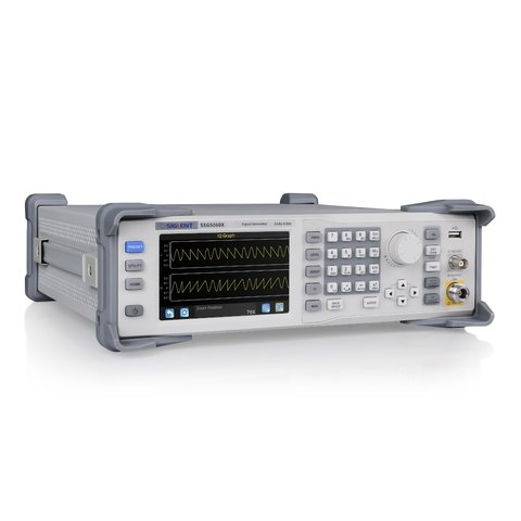 Генератор сигналів SIGLENT SSG5060X Прев'ю 1