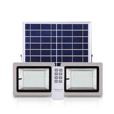 Вуличний LED-світильник з сонячною панеллю SL-388B – 3.2 В 6000 мАг Прев'ю 1