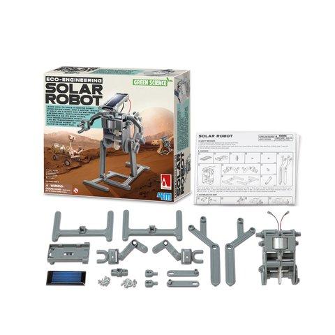 STEM-конструктор 4M Робот на солнечной батарее 00-03294 Превью 2