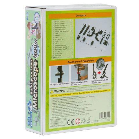 STEAM-конструктор ArTeC Микроскоп - /*Photo|product*/