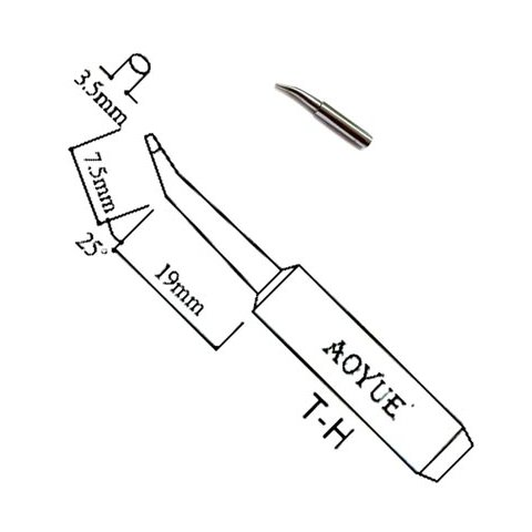 Soldering Iron Tip AOYUE T-H Preview 1