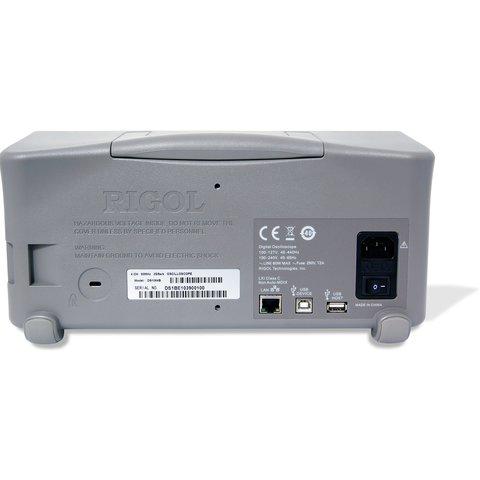 Digital 4-channel Oscilloscope RIGOL DS1204B Preview 2