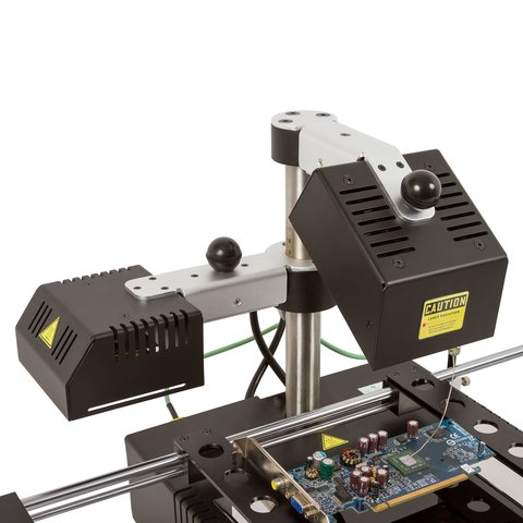 Infrared BGA Rework Station Jovy Systems RE-7550 - Preview 6