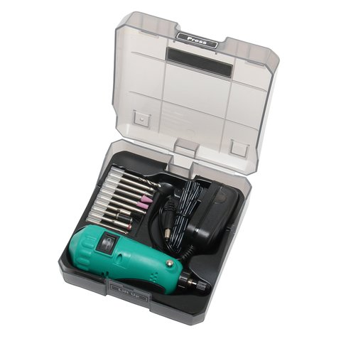 Mini Grinder Set Pro'sKit PT-5202A Preview 4