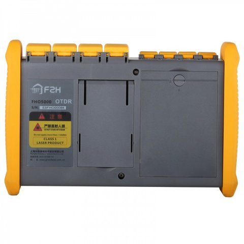 Optical Time-Domain Reflectometer Grandway FHO5000-T40F Preview 9